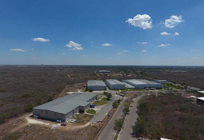 Parque Industrial UMAN e IDC