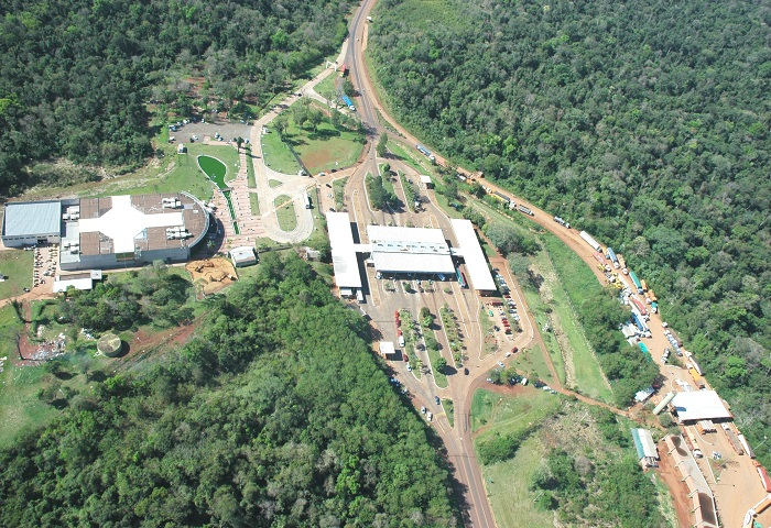 Zona Franca Puerto Iguazú