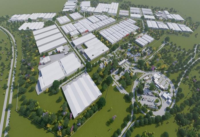 Parque Industrial Michatoya Pacífico