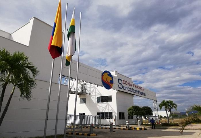 Zona Franca Surcolombiana