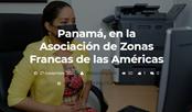 Panamá, en la Asociación de Zonas Francas de las Américas