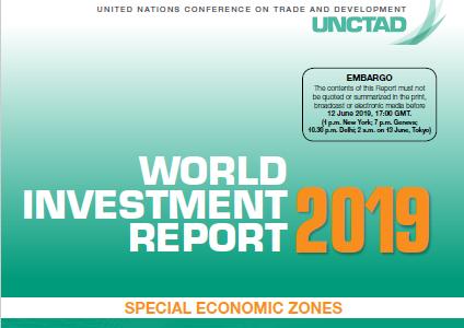 Reporte Mundial de Inversión 2019 | Especial Zonas Económicas Especiales