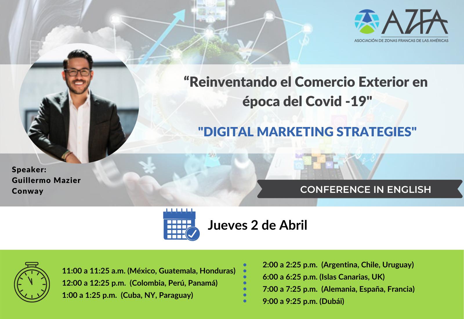 Virtual Trade Summit   Digital Marketing Strategies