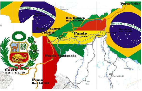 Se aprueba ley 132/2020 que autoriza la construcción del primer Parque Industrial en el norte de Bolivia.