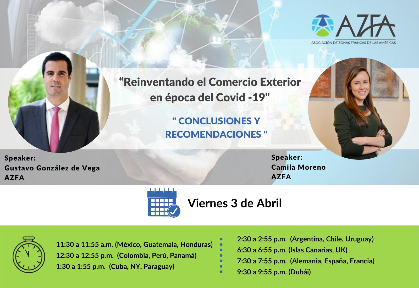 Virtual Trade Summit | Resumen y conclusiones