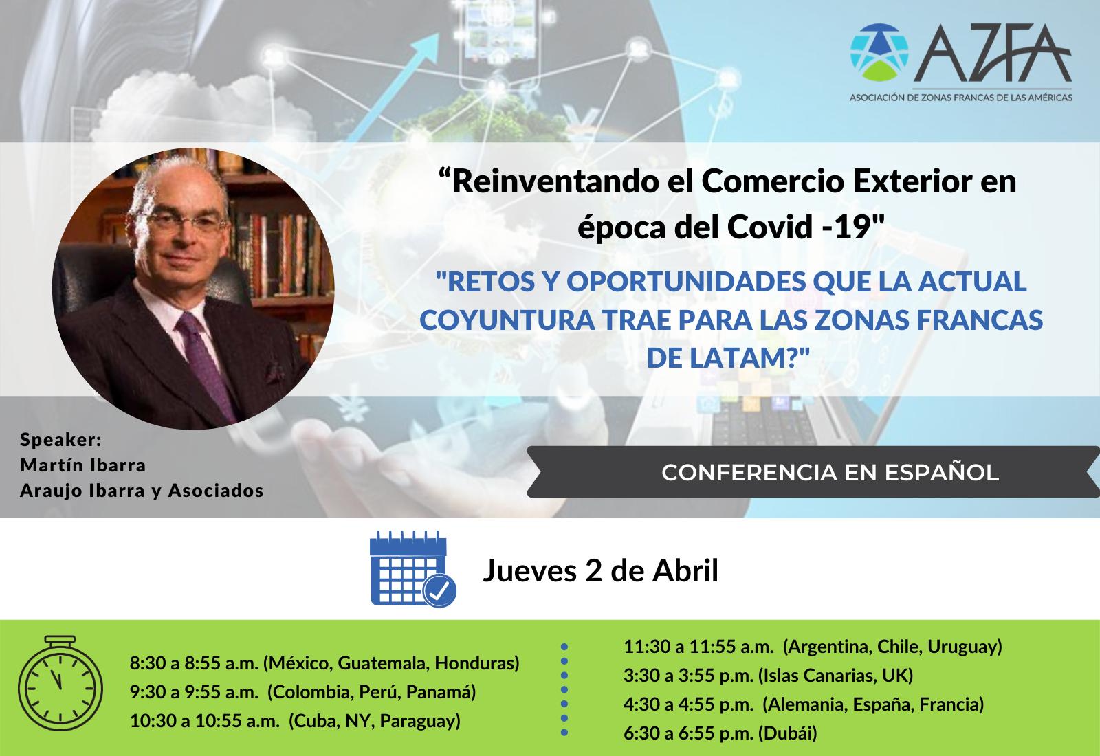 Virtual Trade Summit | Retos y oportunidades que la actual coyuntura trae para las Zonas Francas de LATAM